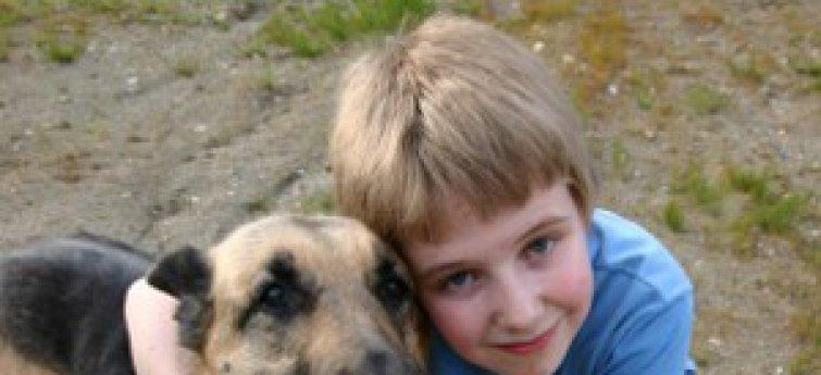 Een hond: Een steun in moeilijke tijden