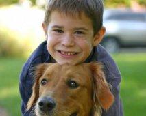 Relatie hond - kind