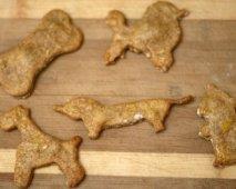 Zelf hondenkoekjes of hondensnoepjes maken