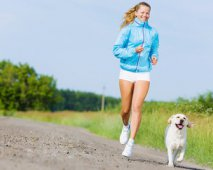 lopen met je hond